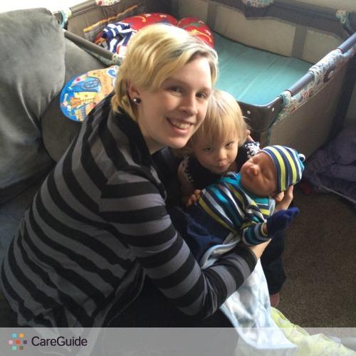 Child Care Provider Sayra Terkildsen's Profile Picture
