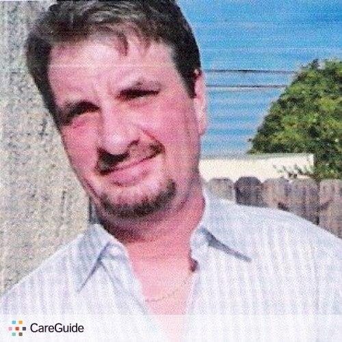Handyman Provider Patrick Carpenter's Profile Picture
