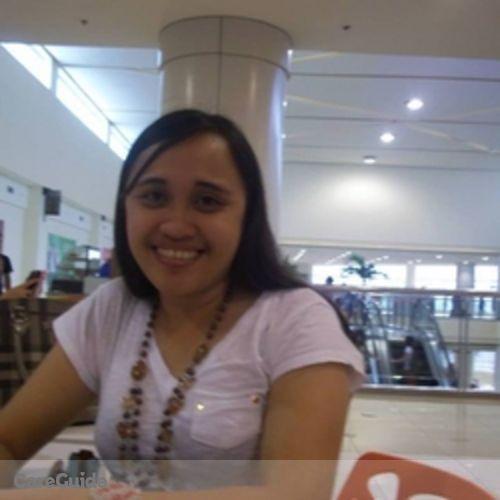 Canadian Nanny Provider Maria Corren D's Profile Picture