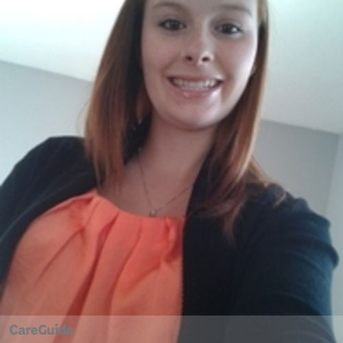 Canadian Nanny Provider Kelsey Wiltshire's Profile Picture