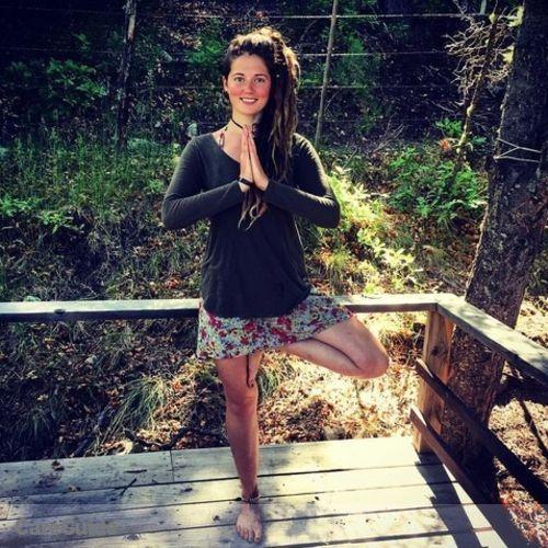 Canadian Nanny Provider Mallory M's Profile Picture