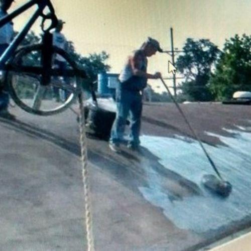 Roofer Provider FLAT ROOFER,3rd gen journeymen. B's Profile Picture