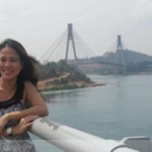 Canadian Nanny Provider Mellany Binas's Profile Picture