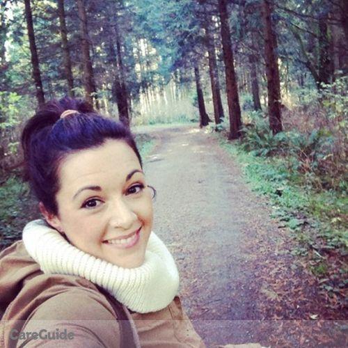 Canadian Nanny Provider Jade P's Profile Picture