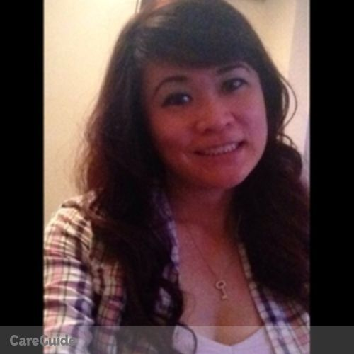 Canadian Nanny Provider Donnabel Sy's Profile Picture