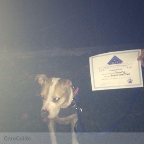 Pet Care Provider Karmen B's Profile Picture