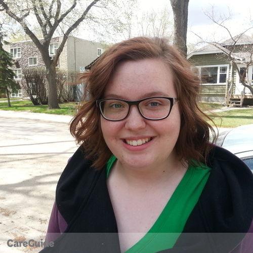 Canadian Nanny Provider Mira O'Hagan's Profile Picture