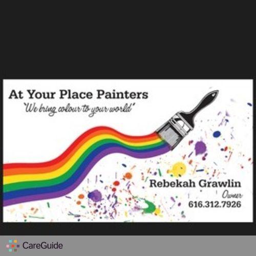 Painter Provider Rebekah Gravlin's Profile Picture