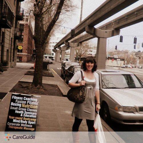Child Care Provider Emily Harter's Profile Picture