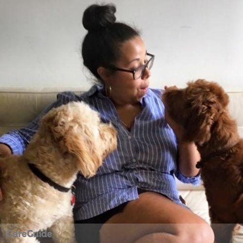 Pet Care Provider Ishtar A's Profile Picture