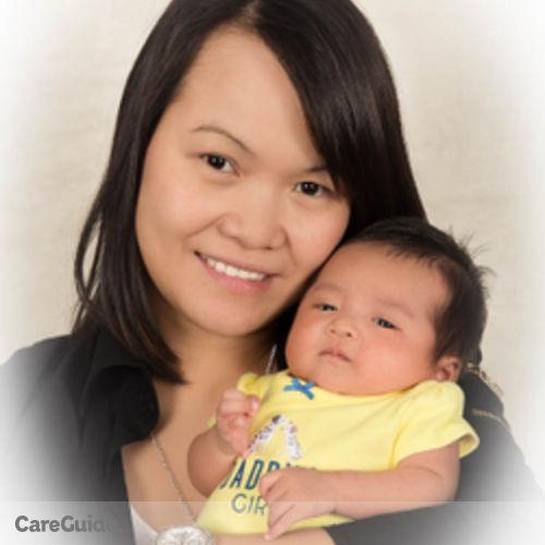 Canadian Nanny Provider Zarah Jane Poral Cancino's Profile Picture