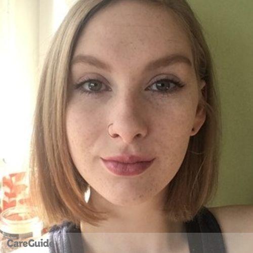 Canadian Nanny Provider Ariana Hirch's Profile Picture