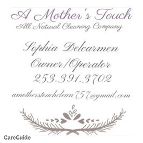 Housekeeper Provider Sophia Delcarmen's Profile Picture
