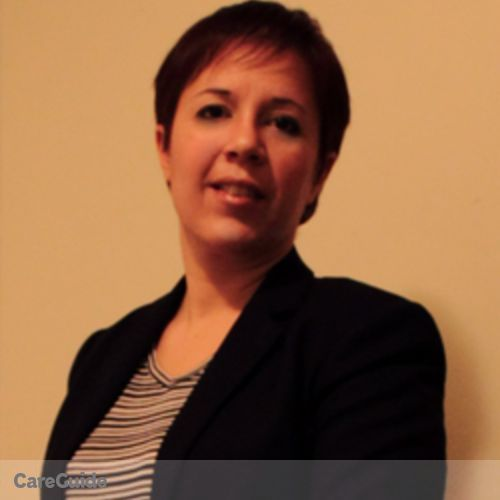 Canadian Nanny Provider Mara Zanette's Profile Picture