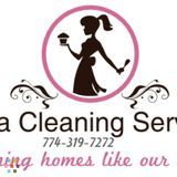 Vieira Cleaning Service. We clean your home like it's our own!