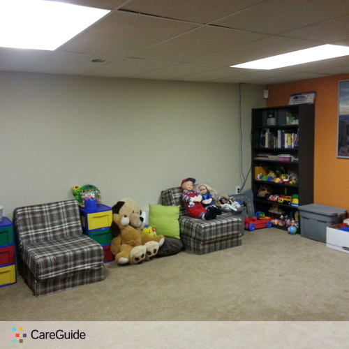Daycare Provider in Leduc