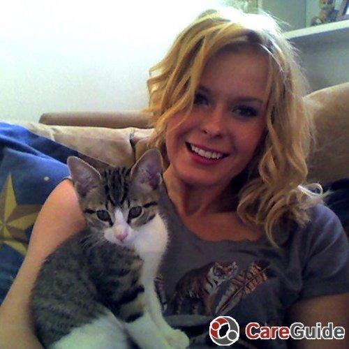 Pet Care Provider Eva V's Profile Picture