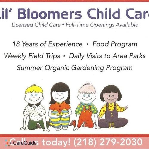 Child Care Provider Kiersten Clark's Profile Picture