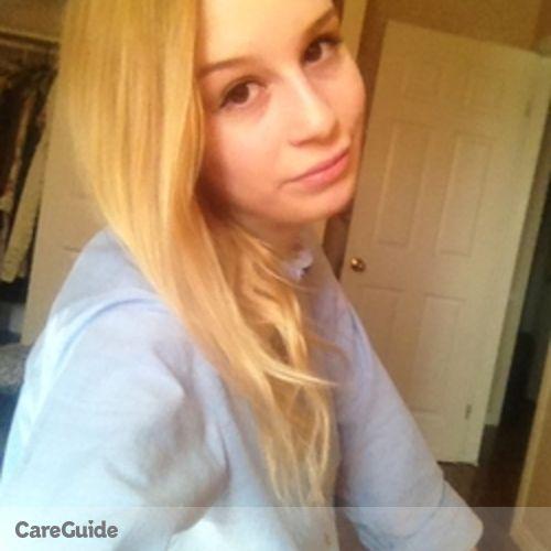 Canadian Nanny Provider Adrienne Davis's Profile Picture