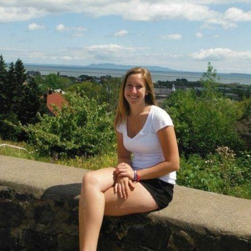 Canadian Nanny Provider Jessica Hughes's Profile Picture
