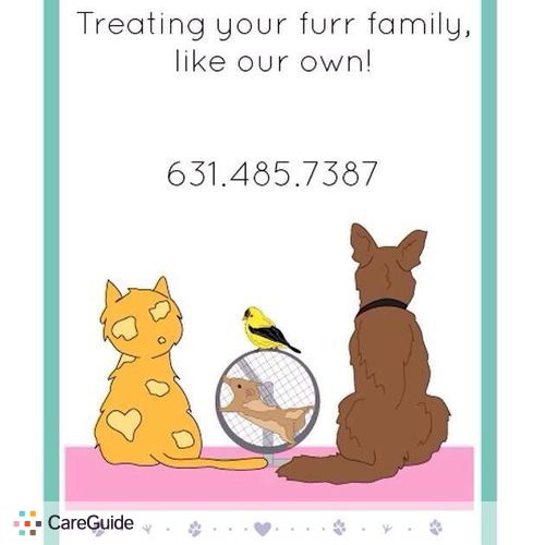 Pet Care Provider Prefurred Pet Sitting's Profile Picture
