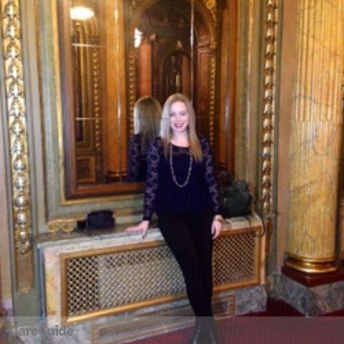 Canadian Nanny Provider Erika A's Profile Picture