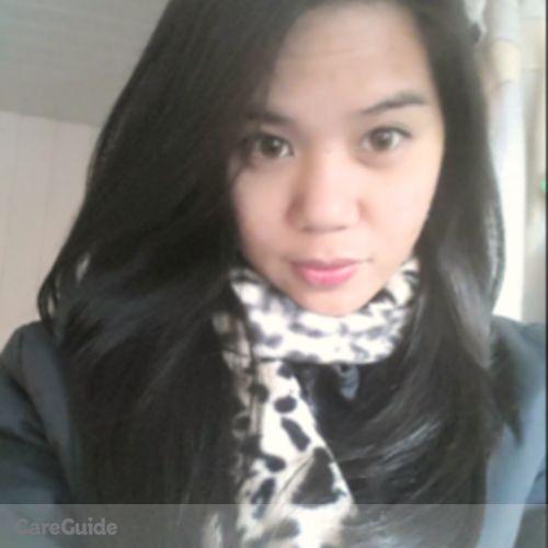 Canadian Nanny Provider Donna Boa's Profile Picture