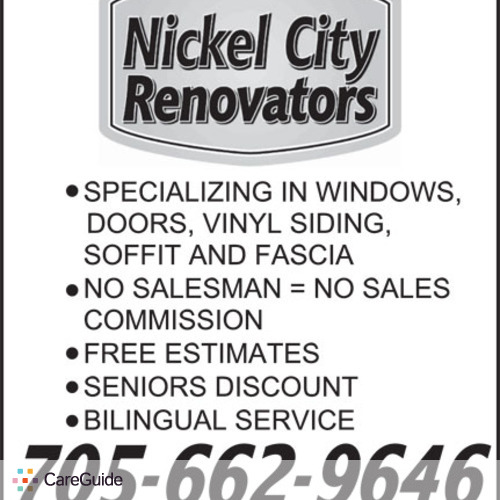 Renovator Provider Nickel City Renovators L's Profile Picture