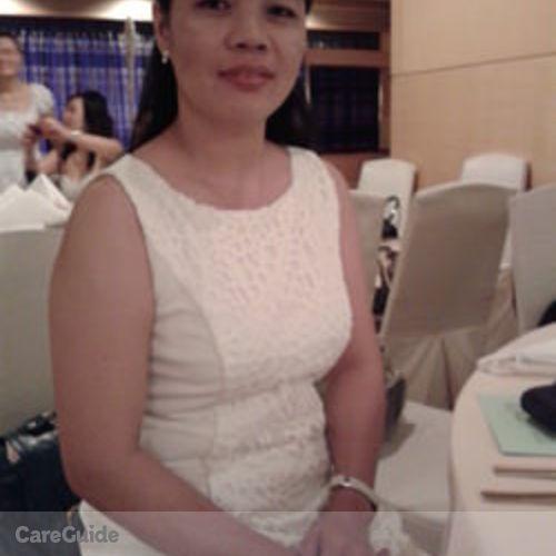 Canadian Nanny Provider Emilyn Borja's Profile Picture