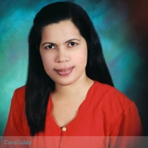 Canadian Nanny Provider Ardeen Elairon's Profile Picture
