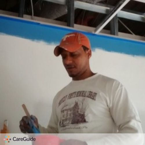 Painter Provider Ondre Hall's Profile Picture
