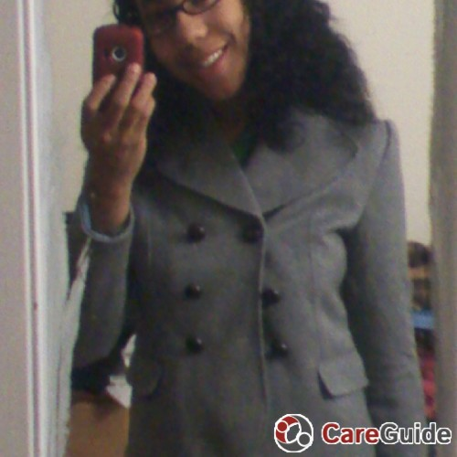 Elder Care Provider AMALA HENRY's Profile Picture