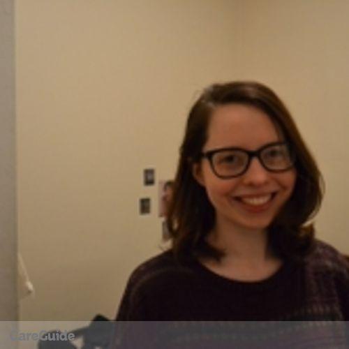 Canadian Nanny Provider Abigail's Profile Picture