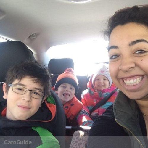 Canadian Nanny Provider Claudia Ottro's Profile Picture