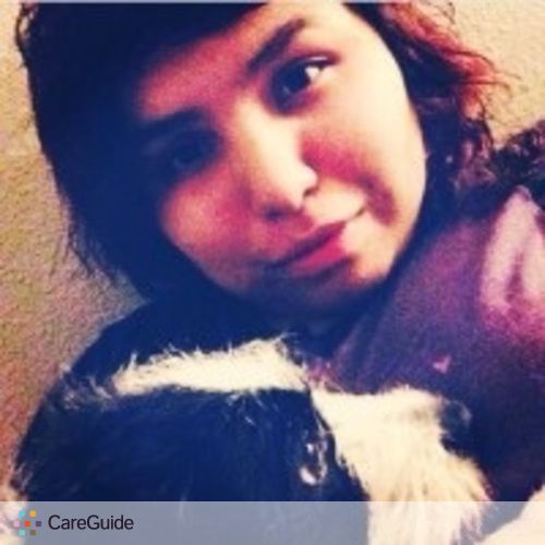 Pet Care Provider Sabrina Valerio's Profile Picture