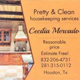 Available For a Home Cleaner Job in Spring, Texas