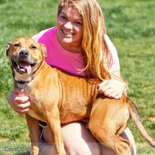 Pet Care Provider Sabrina Bush's Profile Picture