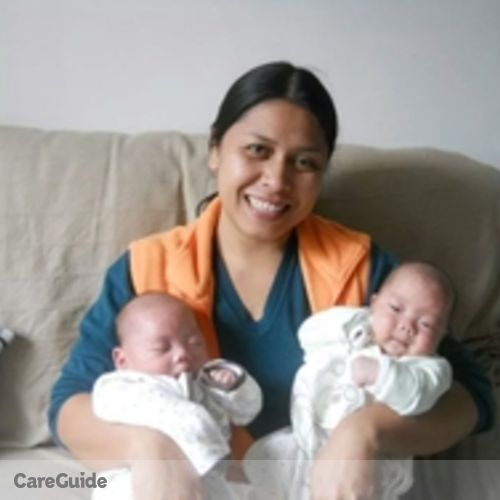 Canadian Nanny Provider Reyna Joy C's Profile Picture