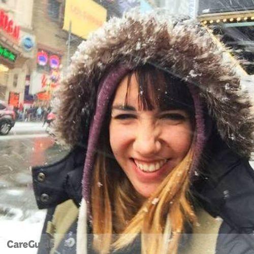 Canadian Nanny Provider Francisca M's Profile Picture