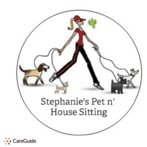 Pet Care Provider Stephanie Olson's Profile Picture