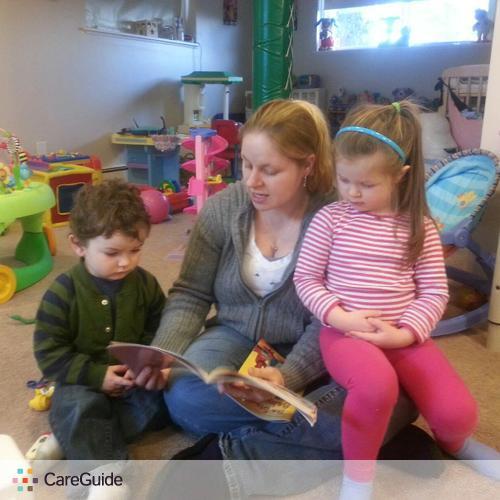 Child Care Provider Tracy Ruberg's Profile Picture