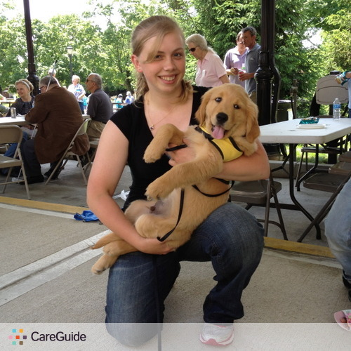 Pet Care Provider Kathryn Schmidt's Profile Picture