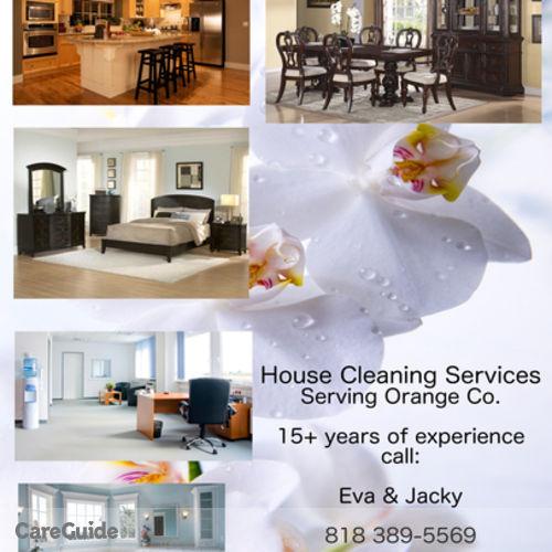 Housekeeper Provider Eva Montano's Profile Picture