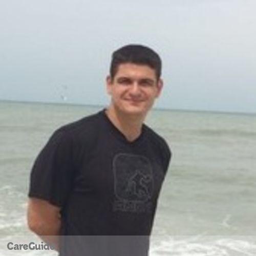Pet Care Provider Vitali G's Profile Picture