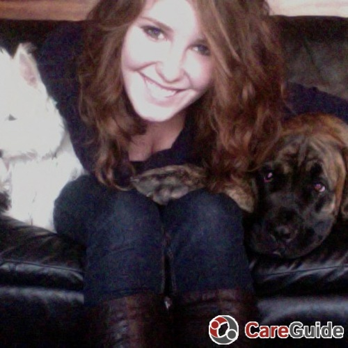 Pet Care Provider Chelsea Hall's Profile Picture