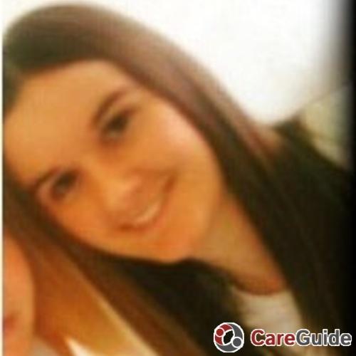 Child Care Provider Brittney H's Profile Picture