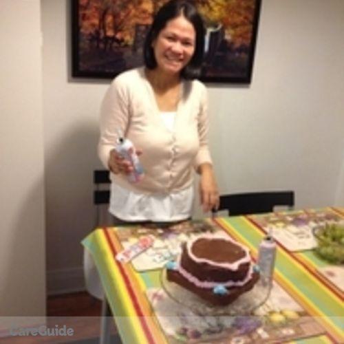 Canadian Nanny Provider Marites Pagcu's Profile Picture