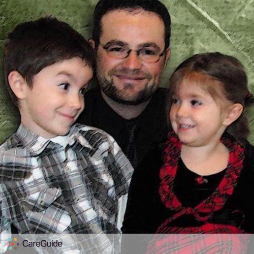 Child Care Job Jason Zeller's Profile Picture