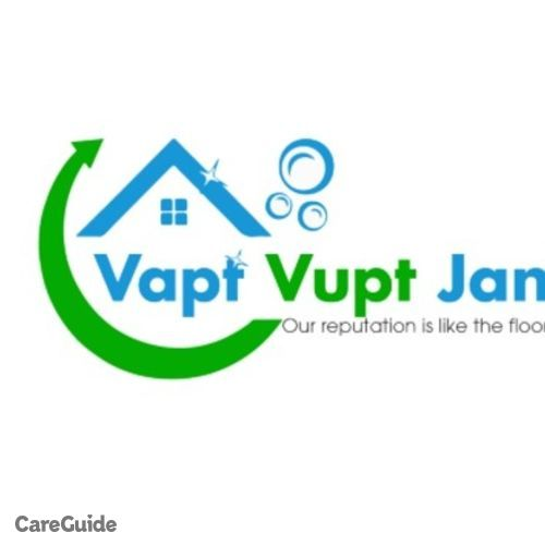 Housekeeper Provider Vapt Vupt Janitorial's Profile Picture