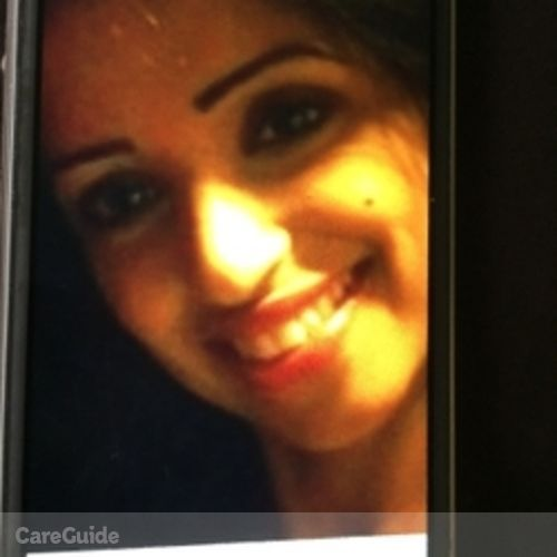 Canadian Nanny Provider Amal Aman's Profile Picture